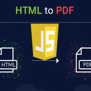 Effortlessly Turn Your HTML to PDF With PDFBear